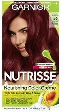 Garnier Nutrisse Nourishing Permanent Hair Color Creme - Dark Nude Brown # 56