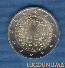 2 Euro Commémo – Allemagne 2015 D Munich Drapeau Européen - Germany