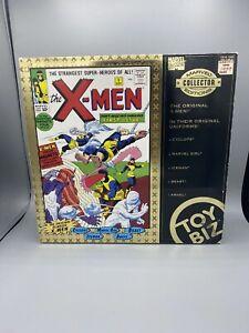 Marvel Collectors Edition The Original X-men Set By Toy Biz