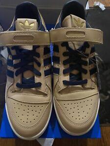 Adidas Forum 84 Low Blue Thread - Men's Size 7 Bad Bunny Style FY7792