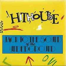"""HITHOUSE - JACK TO THE SOUND OF THE UNDERGROUND 1988 UK CARD SLEEVE 3"""" CD SINGLE"""