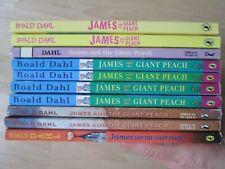 JAMES GIANT PEACH~Roald Dahl~GUIDED READING LOT 10~