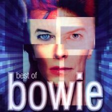 """DAVID BOWIE """"BEST OF"""" 2 CD NEW"""