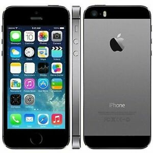 ⭐⭐Apple iPhone 5s 16GB  grey Factory Unlocked 4G Smartphone  PRISTINE  CONDITION