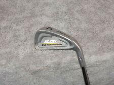 Tommy Armour E.Q.L. One Swing 4 Iron Uni Length Steel R Flex Pure Grip ~EUC~
