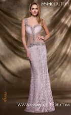 MNM Couture 9453 Evening Dress ~LOWEST PRICE GUARANTEE~ NEW Authentic
