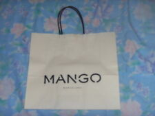 Brand New MANGO Barcelona Paper Bag (B) for cheap sale