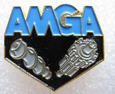 Pin's AMGA Roulements mécanique Générales Lyon #211