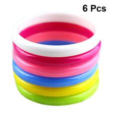 6X Hot Plastic Bracelet Cartoon Bracelet Ball-point Pen Bangle Wristlet Circlet