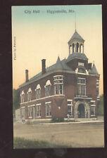 1924 Billhead Higginsville Missouri Bottling Works Henry Schneider