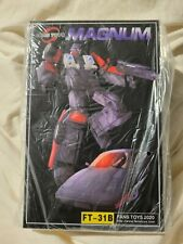 1 Transformers Fans Toys G1 Magnum FT 31-B Wildrider In Hand NEW MISB US Seller