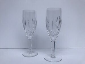 Waterford Kildare Champagne Flutes Set Of 2