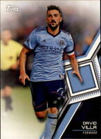 2018 Topps MLS Soccer - Pick A Card