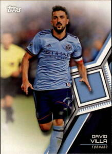 2018 Topps MLS Soccer - Pick A Card