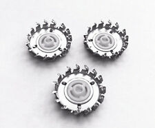 3x Genuine Shaver Heads Blade Cutter for Philips Norelco HQ56 HQ55 HQ4+ HQ3