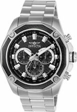 Invicta Men's Aviator Chronograph 100m Stainless Steel Watch 22803