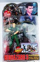Resident Evil Biohazard S7 Chris Redfield Boxed Figure STARS Rocket Launcher New