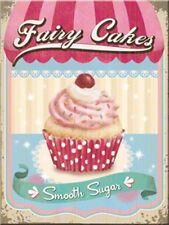 MAGNET 14286 - FAIRY CAKES - SMOOTH SUGAR - 8 x 6 cm - NEU