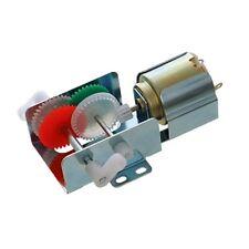 2 En 1 Caja De Cambios Kit Incluye Motor Caja de cambios de estructura y eje Robotics Meccano Arduino Etc