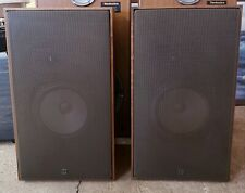 ADS L520 Speakers Pair Set Of Two Analog & Digital Systems Vintage Sound (WORK)