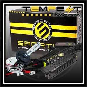 Sportiva H7 HID Xenon AC Digital 35W Slim Motorcycle Headlight Conversion Kit