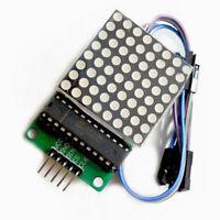 MAX7219 Dot führte Matrix Modul MCU Steuerung LED-Anzeigemodule für Arduino New