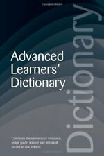 Advanced Learners' Dictionary (Wordsworth Reference)-Martin H. Manser,Nigel D.