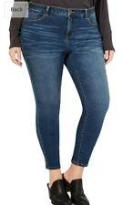 Style and Co Skinny Leg Curvy Jeans Size 14W UK Size 18 waist 36 leg 26 BNWT