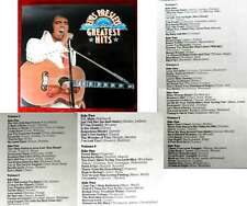 6LP Box Elvis Presley´s Greatest Hits (RCA Reader´s Digest GELV-6A) UK