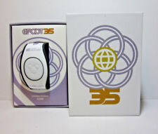 Disney Epcot Figment 35th Anniversary Magic Band 2 White Limited Edition of 5000