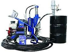 Graco GH933 Complete Hydraulic Sprayer Package, XTR Gun, 310' Hose, Monarch Pump