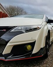 Honda Civic FK2 & FK8 Fog light covers fog light protectors (Various colours)