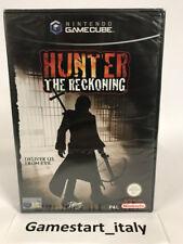 HUNTER THE RECKONING - NINTENDO GAMECUBE - NEW SEALED - PAL UK VERSION GAME CUBE