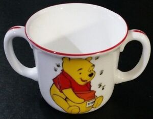Really Beautiful Winnie The Pooh Fine Bone China Cup, Rare & Very Collectable 🆕