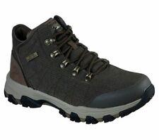 Skechers Selmen-Walder Mens Lace Up Hiking Walking Boots