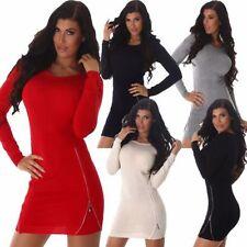 Alle Jahreszeiten-Normalgröße Damen-Pullover & -Strickware mit U-Ausschnitt