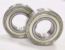 (2) 6001 ZZ,6001 Z/C3, EMQ Ball Bearing 12x28x8, USBB(I)Ships from USA(1N201)