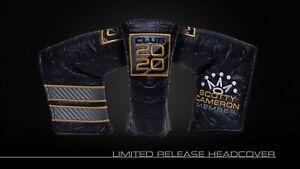 Scotty Cameron Putter Headcover 2020 Club Cameron Member Neu!!!