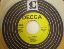 Brenda Lee Decca 32918 I'm a Memory