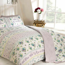 Country Cotton Blend Decorative Bedspreads