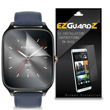 3X EZguardz LCD Screen Protector Skin HD 3X For Asus ZenWatch 2 49mm (Clear)