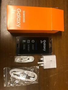 New Boxed 4G 16GB Samsung Galaxy J5 J500F Dual SIM Unlock Android Smart Phone UK