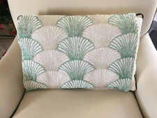 Art Deco Beaded Decorative Cushions & Pillows