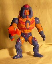 Vintage He-Man MOTU Masters of the Universe MAN-E-Faces - Complete Set
