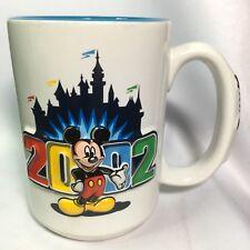 Disneyland 2002 Coffee Tea Cup Mug - Walt Disney - Mickey Mouse