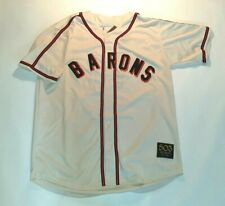 Willie Mays Birmingham Black Barons Jersey Size XL Negro Leagues