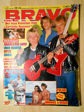 Bravo 11/1981 Beatles, Saga, Iron Maiden  - TOP