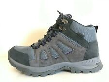 PETER STORM Womens Headley Mid Walking Boots Size 5 Waterproof Grey Suede