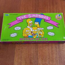 The Simpsons Game Mystery Of Life 1991