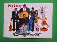 Don Backy - Clanyricon - 1^ Ed. L'Isola che non c'è  2002 - Ciliegia Bianca
